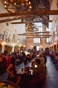Entendendo cardápios: Restaurante Leaky Cauldron {Caldeirão Furado} do Harry Potter no Universal Orlando Resort