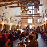 Entendendo cardápios: Restaurante Leaky Cauldron {Caldeirão Furado} do Harry Potter no Universal Orlando Resort