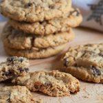 Receita de Oatmeal Raisin Cookies – Cookies de Aveia e Passas {Receitas Traduzidas}