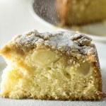 Apple Pie Cake {Bolo Torta de Maçã}