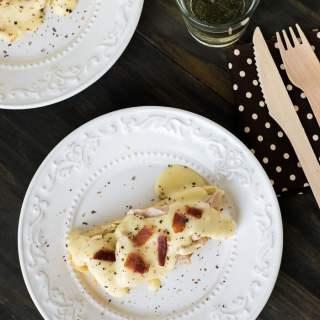 Hot Brown Sandwich | Inglês Gourmet