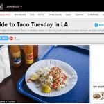 """O que quer dizer """"Taco Tuesday""""?"""