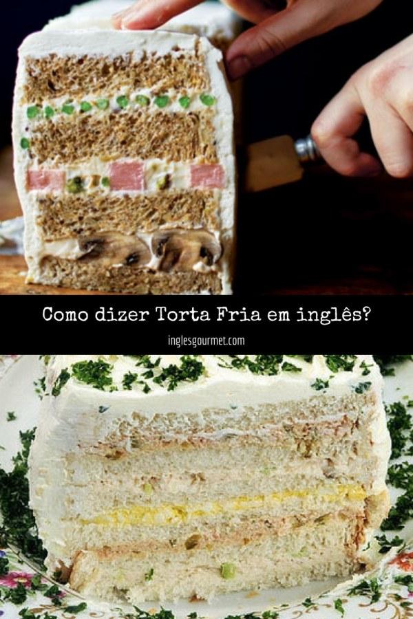 Como dizer Torta Fria em inglês? | Inglês Gourmet