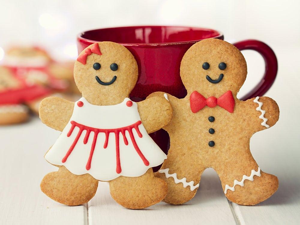 Receita de Gingerbread Cookies {Receitas Traduzidas}
