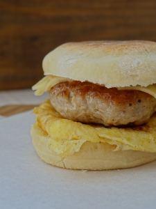 Como fazer um Egg Sandwich