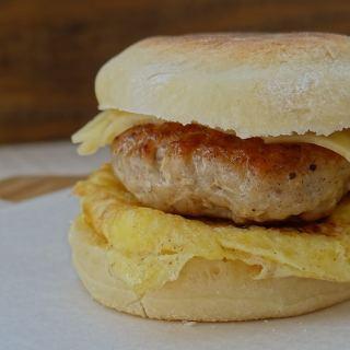 Egg Sandwich | Inglês Gourmet