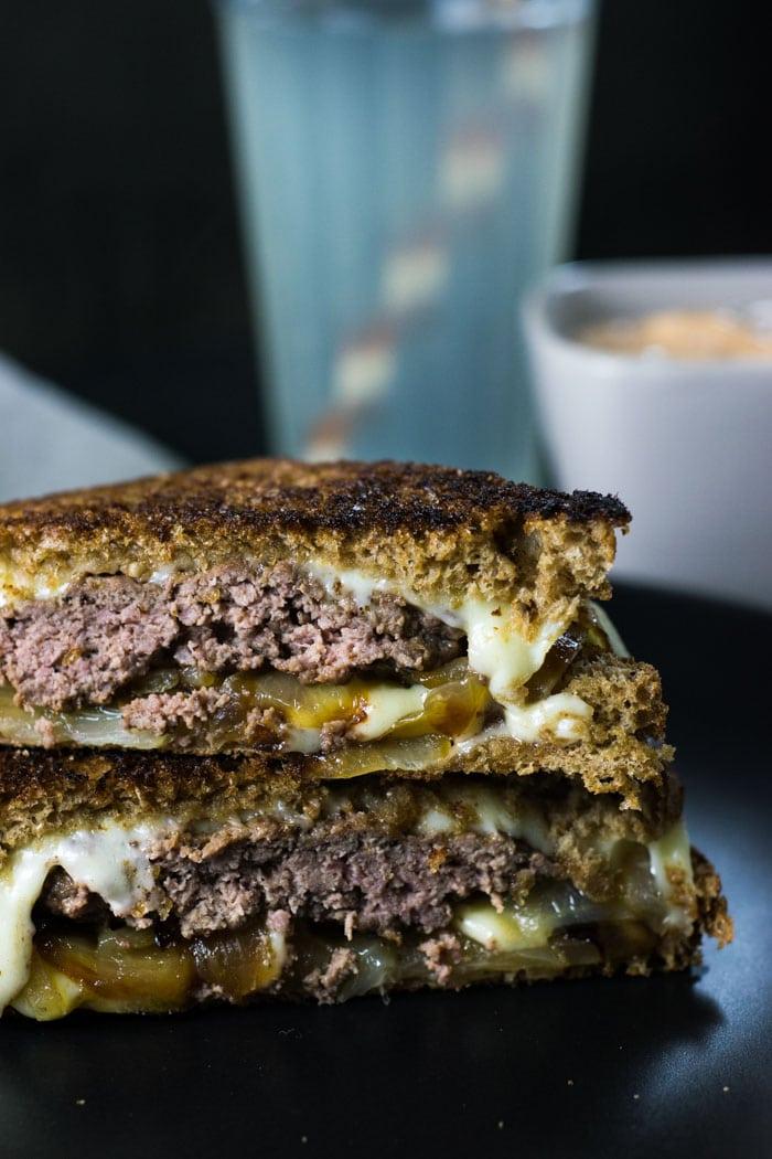 Receita de Patty Melt | Inglês Gourmet