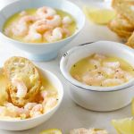 Como é o prato britânico Potted Shrimps