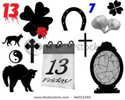 superstitions - superstições em inglês