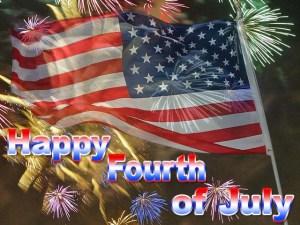 4 de julho - 4th of July