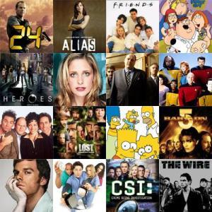 inglês com séries de tv