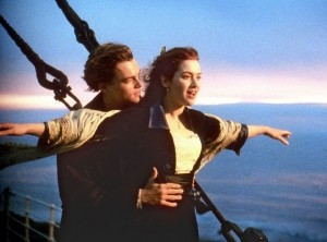 cena titanic