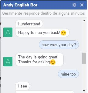 Andy Bot Messenger