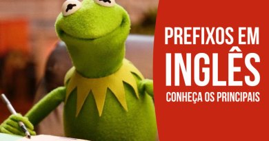 Prefixos em Inglês: Conheça os Principais