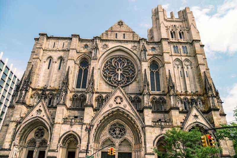 Curiosidades de Nova York - St. John the Divine