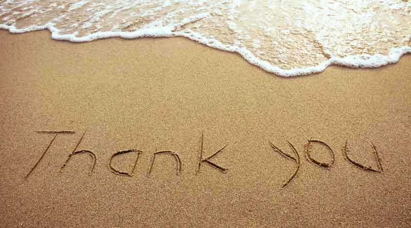 Maneiras de Dizer Obrigado em Inglês, confira