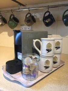 nespresso at acorn cottage