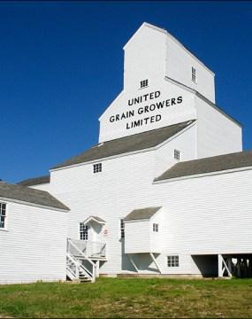 United Grain Growers - Inglis Elevators National Historic Site