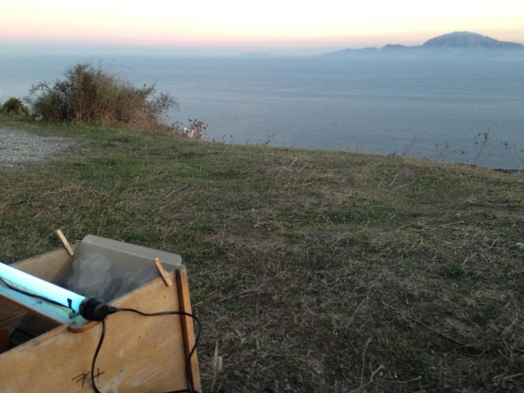 02 0IMG_6914 moth trap - Cerro del Tambor - 22-11-17