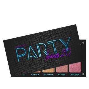 Partyilicious palettes