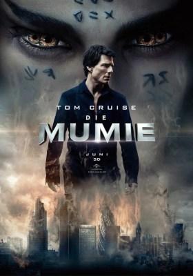 Die Mumie 2017 Poster