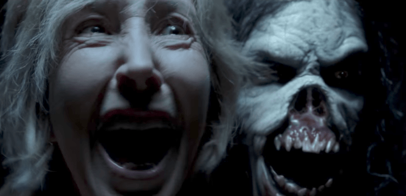 Insidious The Last Key Trailer