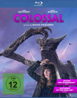 Colossal Bluray