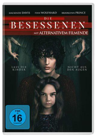 Die Besessenen DVD