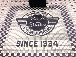 Steak n' Shake... the best!