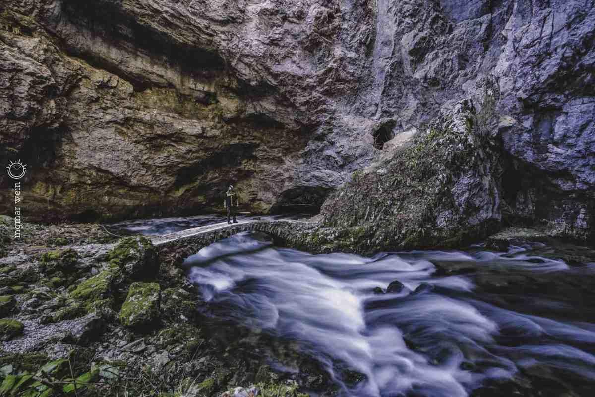 Follow Me: Getting lost in Rakov Skocjan, Slovenia