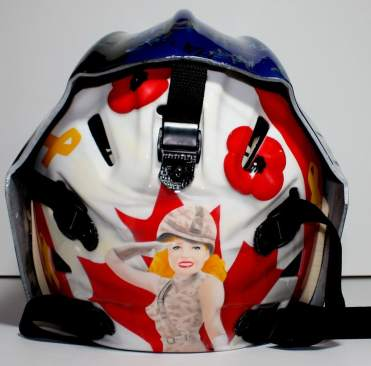 David Arrigo Goalie Mask