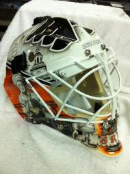 Bryzgalov Flyers Mask by Drummond