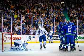 Or another Canuck Goal?