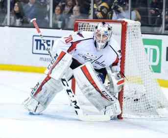 Do you have an image in your mind of who you are as a goaltender?