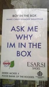 Give-Box-Sign