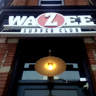 Wazee Supper Club Spiffs Up