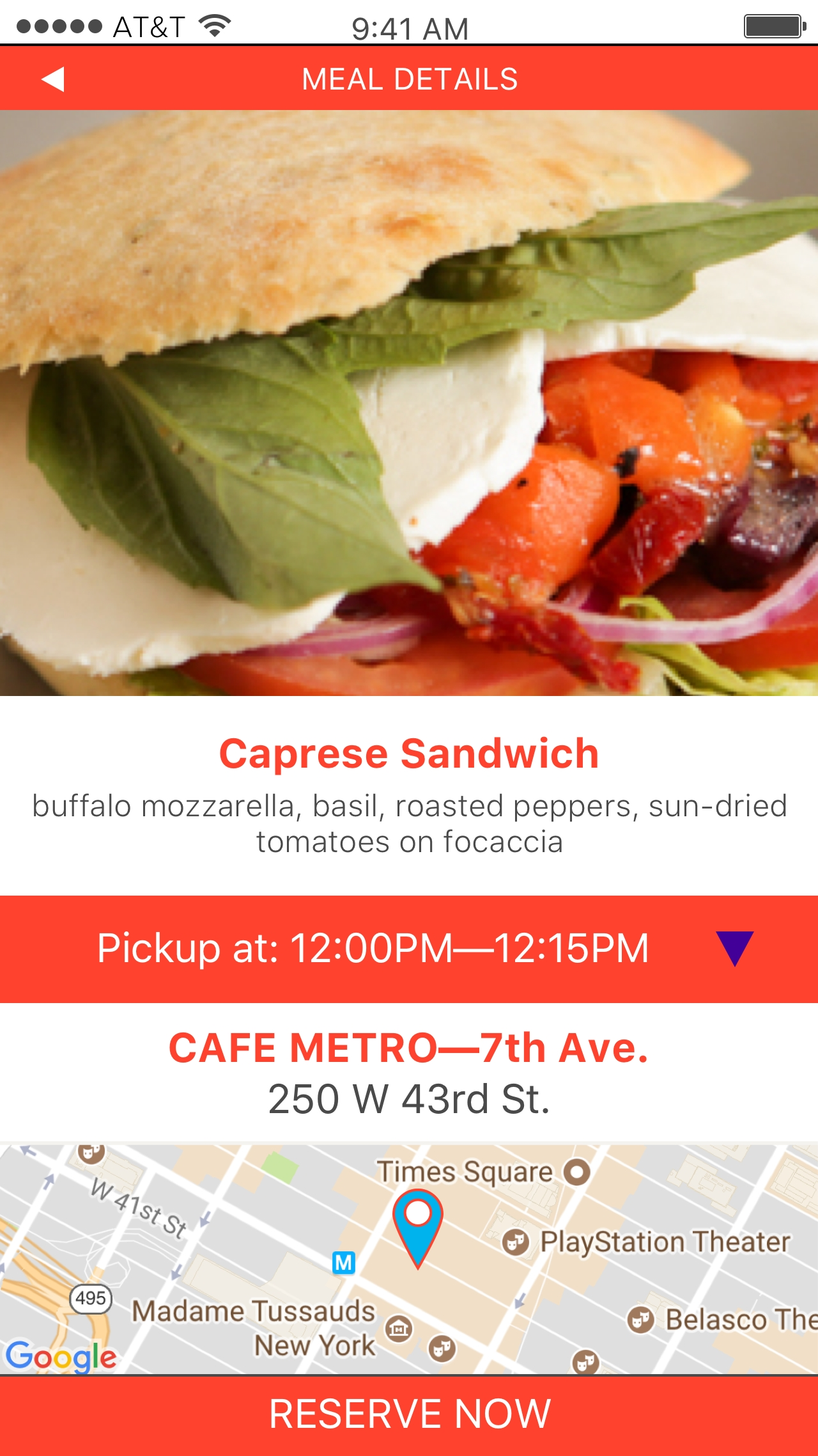 Recipes By Cafe Metro Delivery