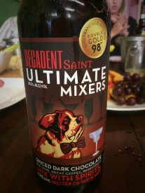 Decadent Saint Ultimate Mixers