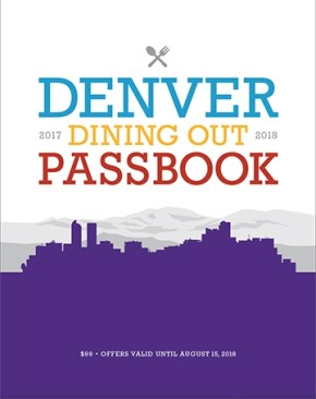 Denver Dining Out Passbook