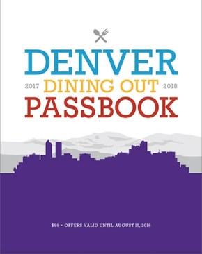 Denver Dining Out Passbook