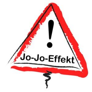 Vorsicht Jo-Jo-Effekt beim abnehmen vermeiden