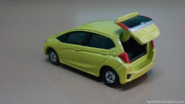Honda Jazz (3rd Gen)