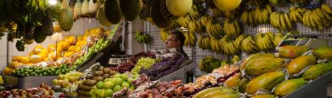 Comida di  Buteco 2015 tem fruta no cardápio
