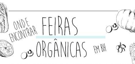 Onde encontrar: Feiras Orgânicas em BH