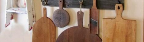 Cozinha da Vez: Tábuas de Madeira