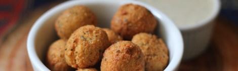 Receita do dia | Falafel