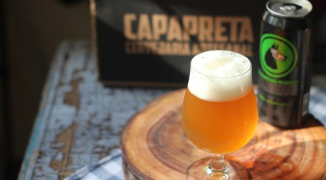 Capa Preta Cervejaria Artesanal