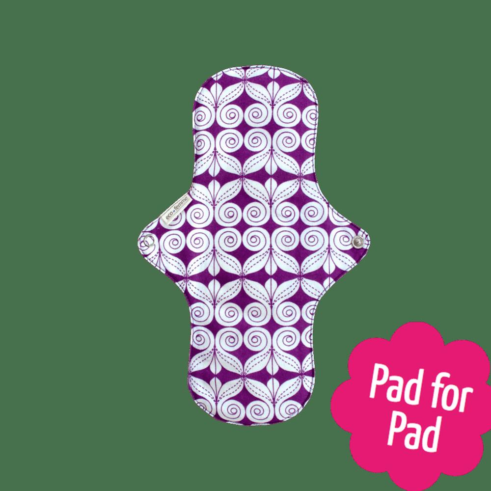 Day Pad Plus Purple