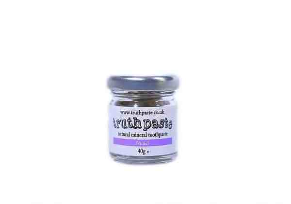 Truthpaste Fennel Natural Toothpaste
