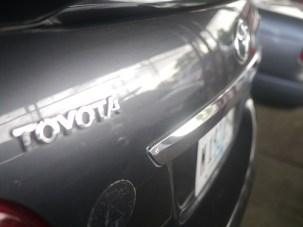 Toyota yaris 2007 NIcaragua (10)